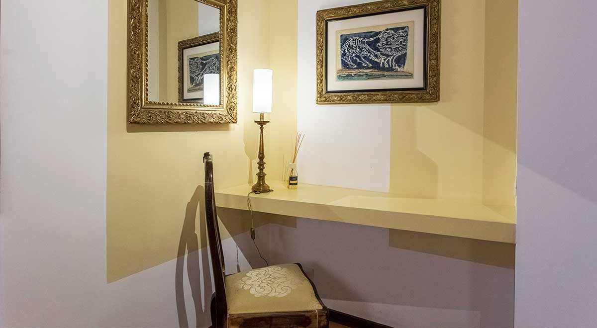Bed Room 2 - Luxury Apartment piazza Navona